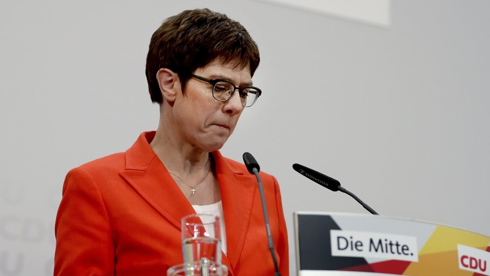 Merkel allies press for swift resolution of succession question