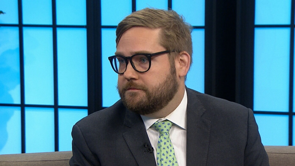 Toronto-based lawyer Paul-Erik Veel speaks with CTV's Your Morning on Monday, Feb. 10, 2020 about new class-action lawsuits filed in the U.S. against three Canadian cannabis companies.