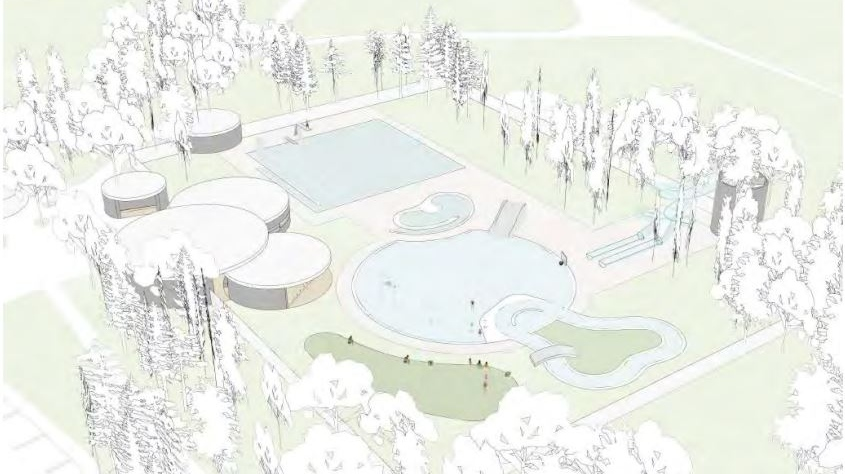 The Wascana Pool Concept Design will be presented to Executive Committee on Feb. 12.