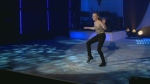 Cameron O'Daiskey tap dance routine