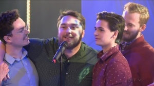 Yes Theatre performs for the CTV Lions Telethon