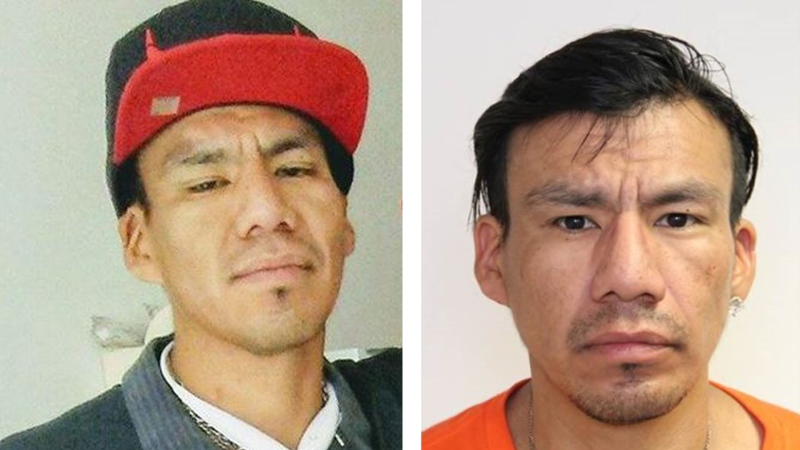Blair Joshua Cross was found seriously injured in Strathcona County on Saturday, Feb. 8, around 9 p.m., RCMP said. (Photos provided.)