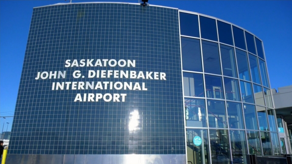 Banner 2019 for Saskatoon airport
