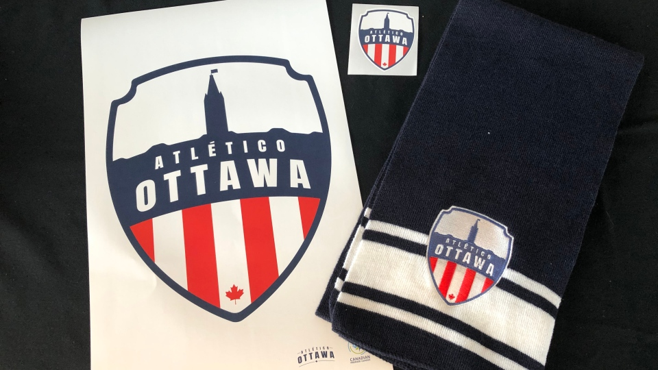 Ottawa's newest soccer team is called Atletico Ottawa. The team is owned by Spanish club Atletico de Madrid.