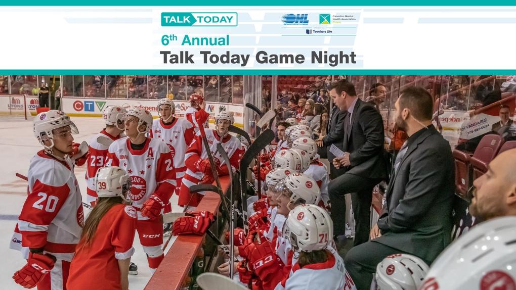 Talk Today Soo Greyhounds game night