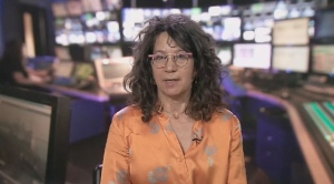Concordia professor Natalie Phillips