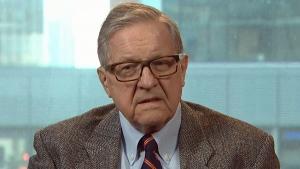 Former foreign affairs minister Lloyd Axworthy