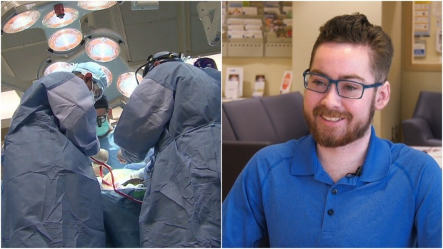 Double-lung transplant recipient hoping to change Canada's organ donation laws