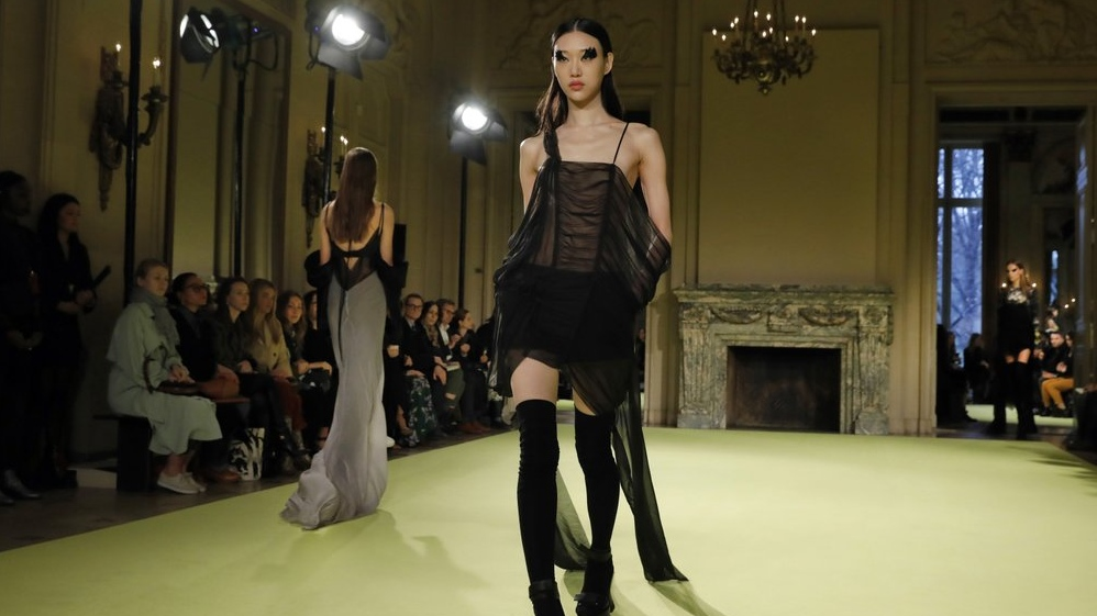 vera wang fashion show