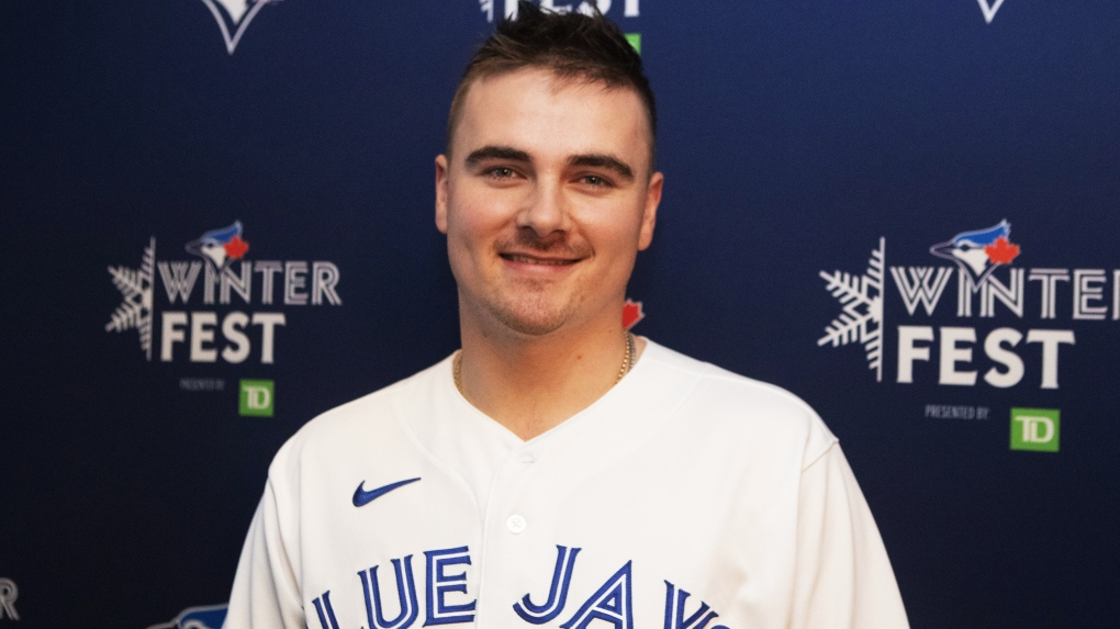 Blue Jays' Reese McGuire charged with indecency in Florida