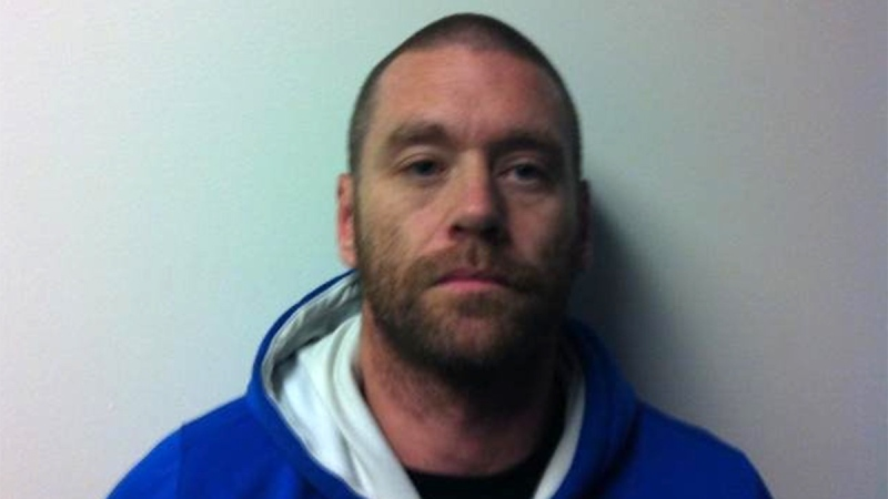 Derek Boyd, 36, of London, Ont. is wanted on a charge of attempted murder by the Stratford Police Service.