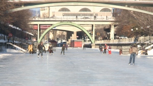 The Rideau Canal Skateway has remained closed north of the Laurier Avenue Bridge all season and there are fears that section may not be ready before the season ends.