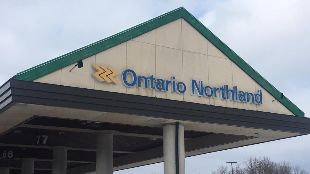 Ontario Northland in North Bay