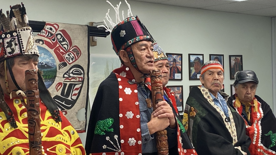 Wet'suwet'en hereditary chiefs