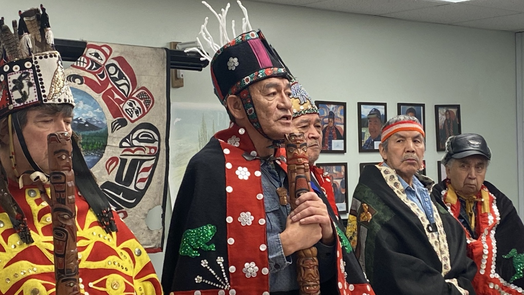 Wet'suwet'en hereditary chiefs