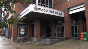 Sims filed a complaint with the Vancouver Police, which he says wasn't followed up on.