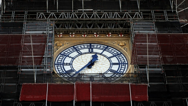 London's Big Ben more damaged by WWII bombs than first thought
