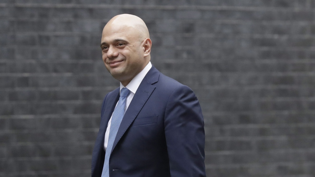 Sajid Javid resigns as chancellor amid reports of clash with PM