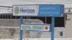 The Sussex Health Centre is one of six locations in New Brunswick that will lose their emergency rooms between midnight and 8 a.m.