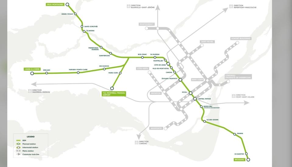 REM stations 2020