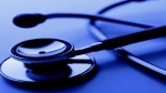 A stethoscope is seen in this file image.