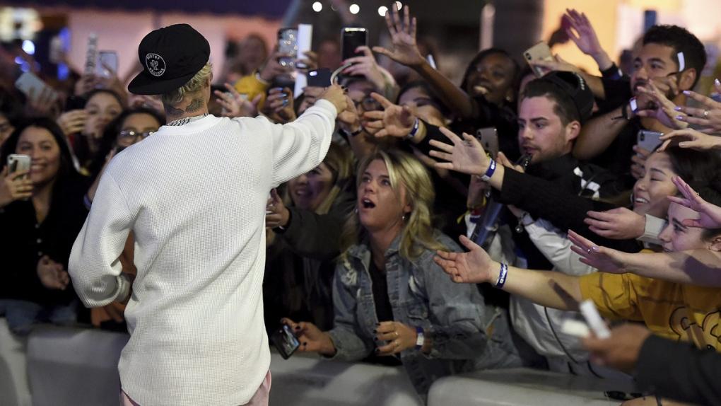 Justin Bieber in L.A.