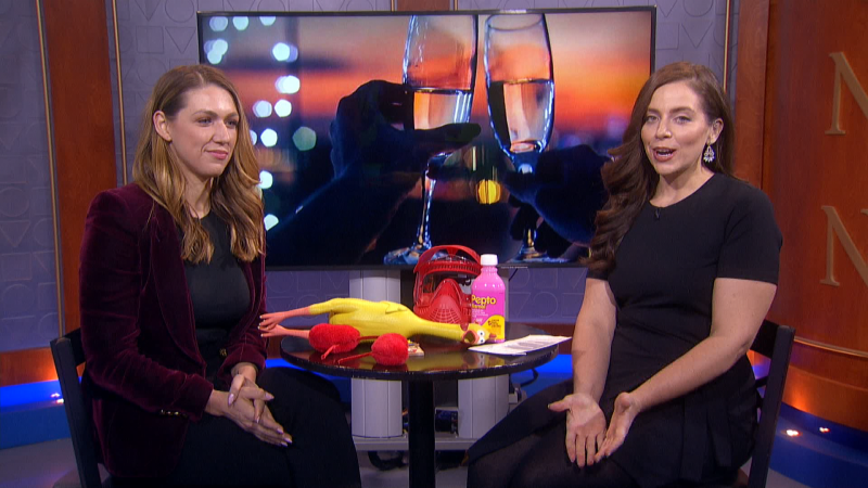 Mandy Balak with Date Night YYC joins us to give us a few last minute Valentine's date ideas