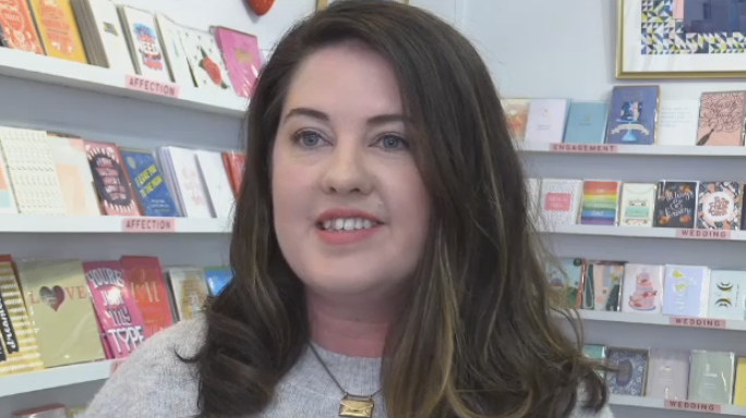 Stefanie MacDonald started Paper Hearts in 2015, after she struggled to find a suitable wedding card for an LGBTQ+ wedding.