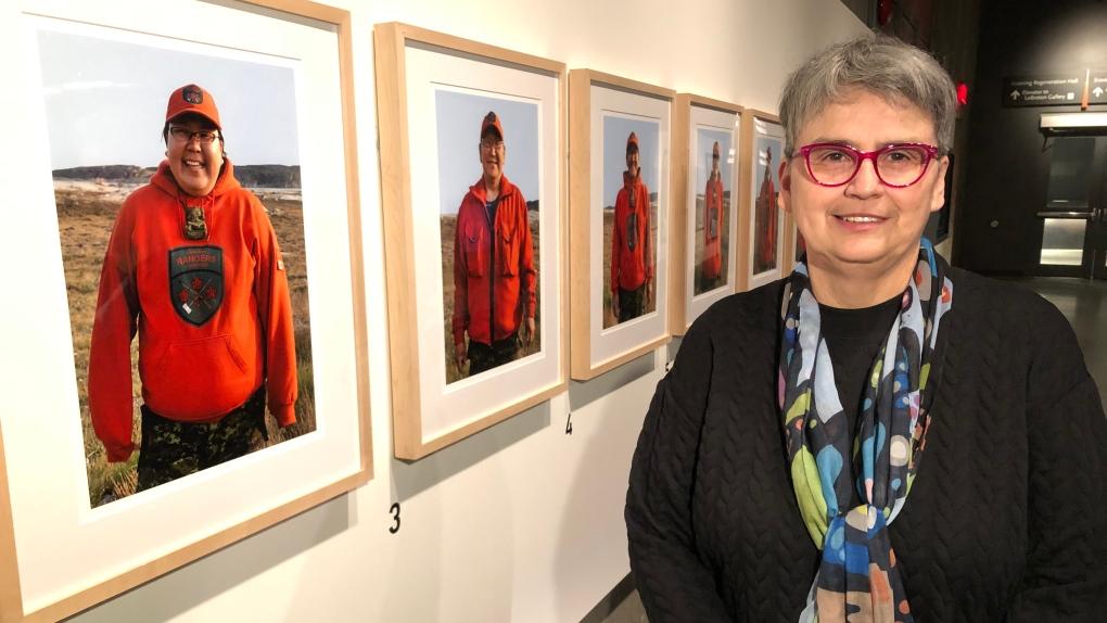Rosalie Fanel, local Ottawa artist