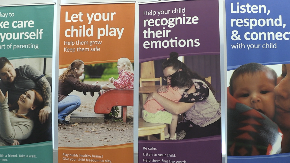 four messages in parenting campaign