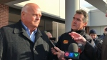 ER decision could topple N.B. government