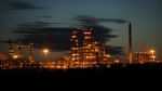 The Co-op Refinery Complex is shown in this file photo.
