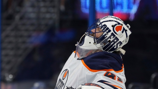 Oilers come up short against the Lightning in 3-1 loss
