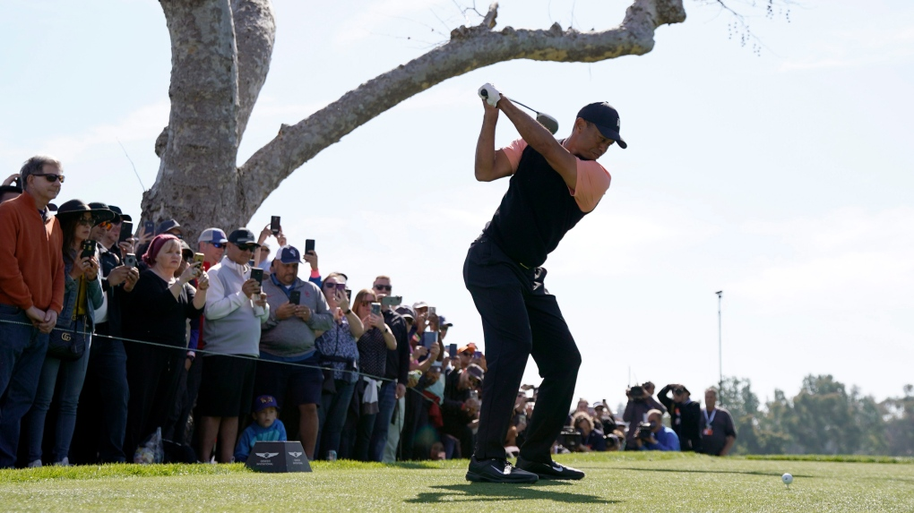 Rory McIlroy relishing final-round battle at Genesis Invitational