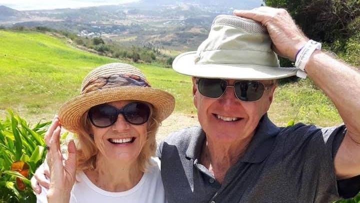 Jeannette and Bob Runciman (Facebook)