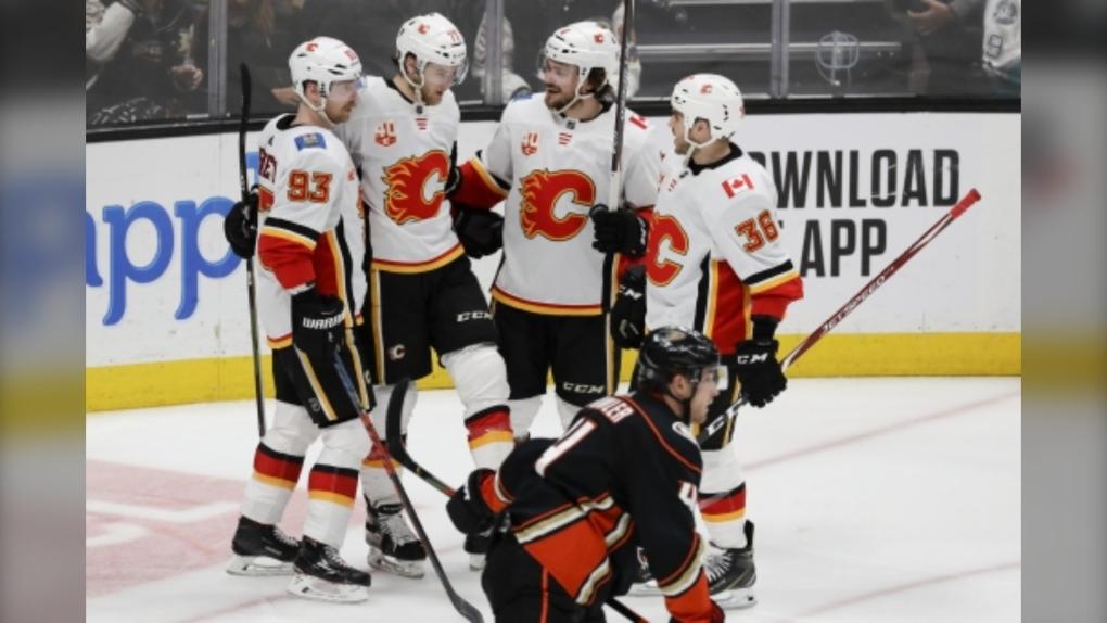 Jankowski, Flames, Ducks