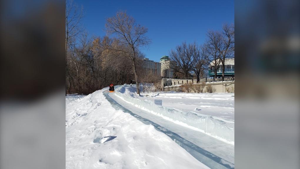 The Ice Chute