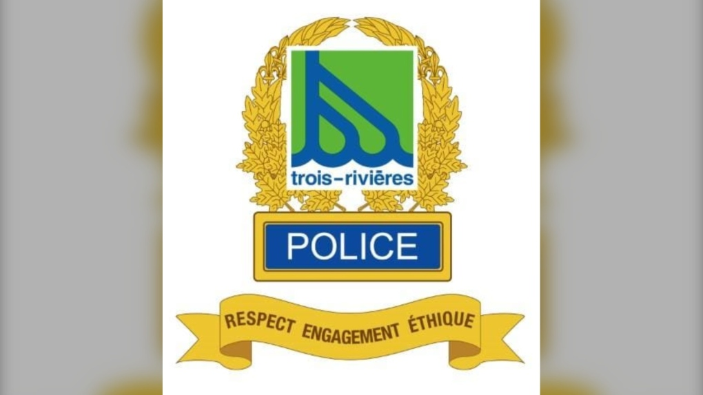 Trois-Rivieres police logo