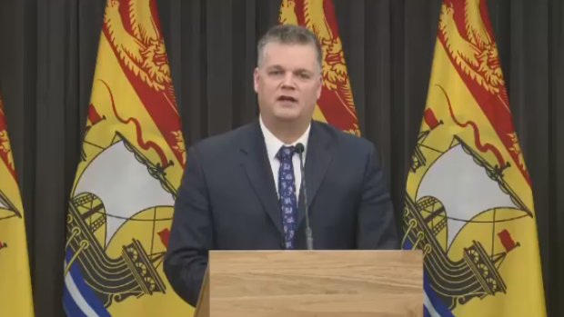 New Brunswick's deputy premier quits Tories over health-care reforms