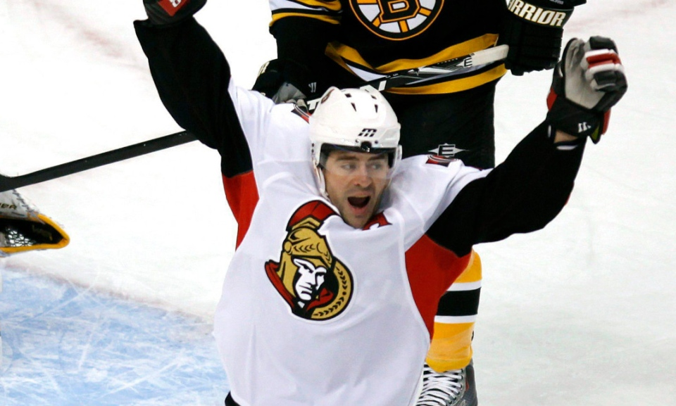 Ottawa Senators' Chris Phillips