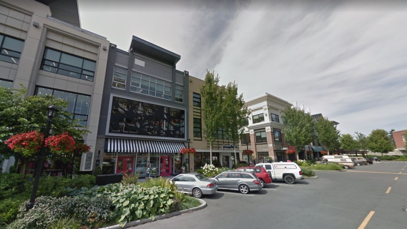 Greater Victoria's first BC Cannabis store could be coming to Saanich's Uptown Shopping Centre: (Google Maps)