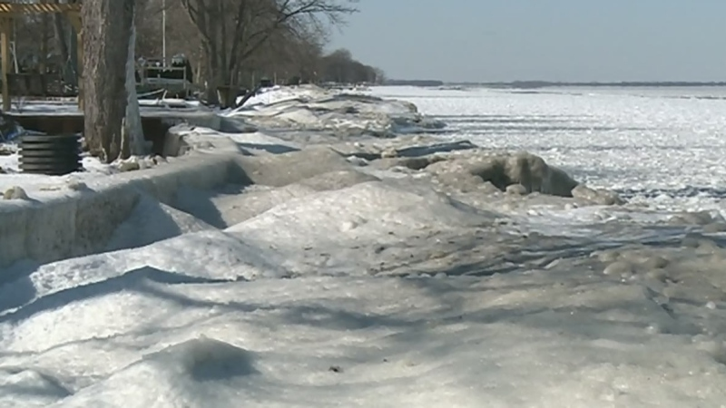 Dry Windsor winter presents challenges for spring