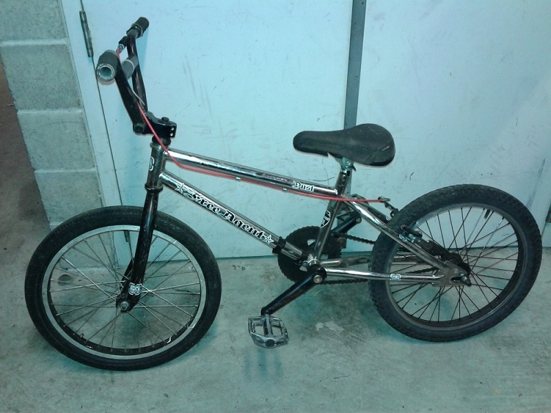 Police hope that distributing images of the bikes will help stir someone's memory. (Nanaimo RCMP)