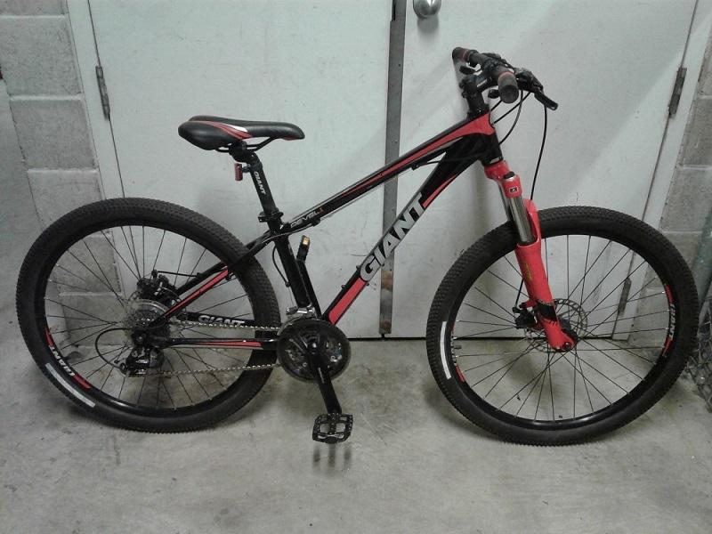 Stolen bike Nanaimo