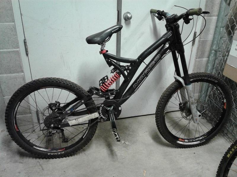 Nanaimo stolen bike