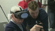 Using VR as a tool for Dementia and Alzheimer's patients