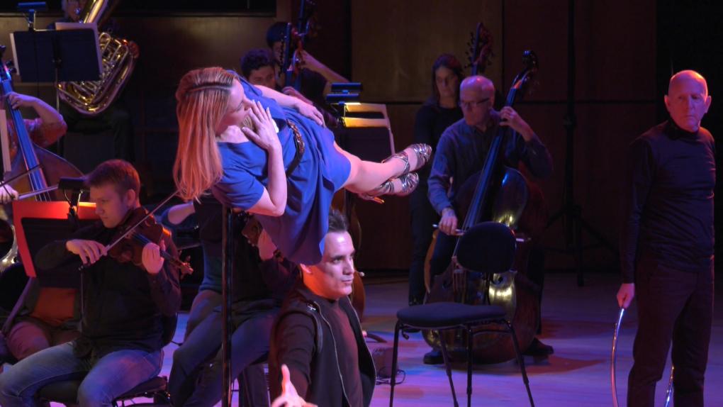 Michael Grandinetti, Edmonton Symphony Orchestra