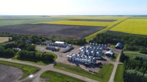 What is believed to be the largest piece of land for sale in Canada is located in the Carrot Valley near The Pas, Man. (Source: Darren Sander/ Remax)