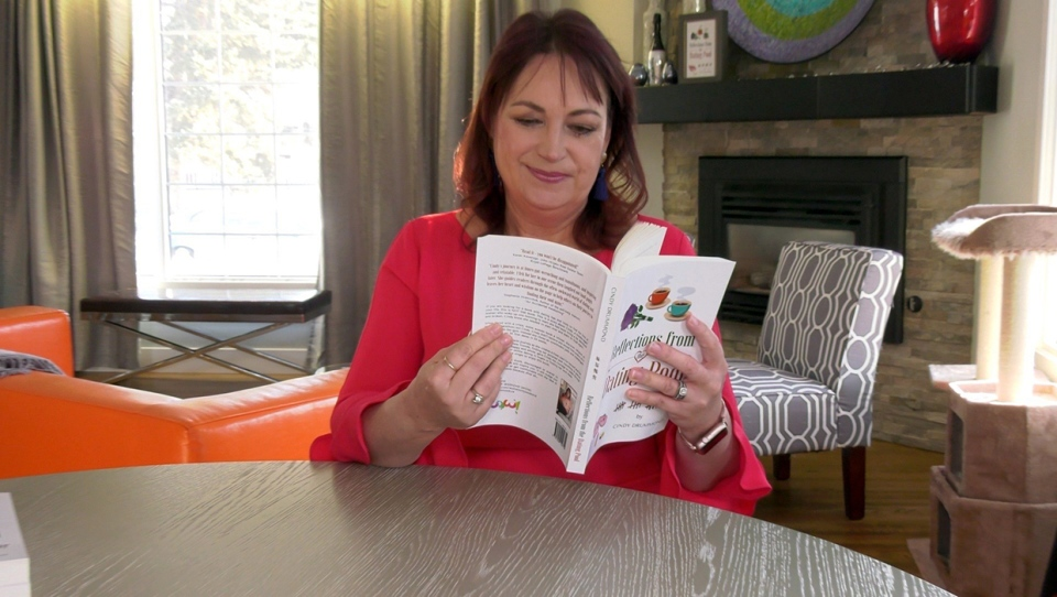 Cindy Drummond took the life lessons gleaned from hitting the dating circuit for a year and turned them into a book.