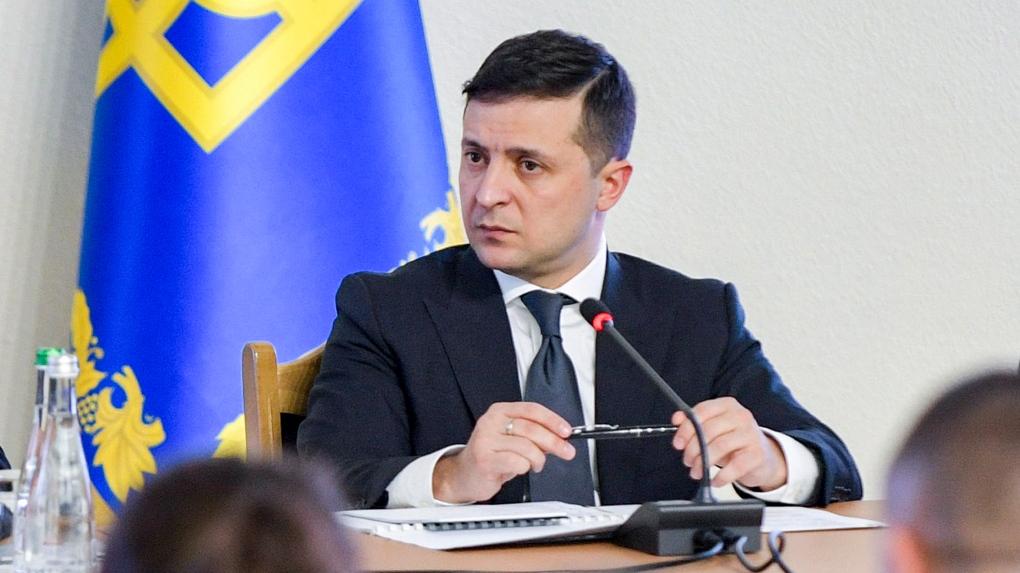 Ukrainian President Zelensky 'ready' for next call with President Trump